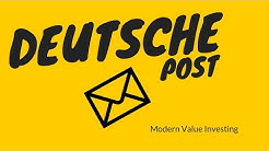 Deutsche Post / DHL - Unternehmensanalyse - Modern Value Investing