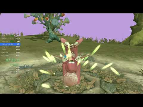Spore Speedrun - 32:59 (34:40) World Record