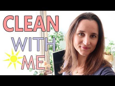 clean-with-me-fr-💙-on-passe-la-matinée-ensemble-!-|-little-béné