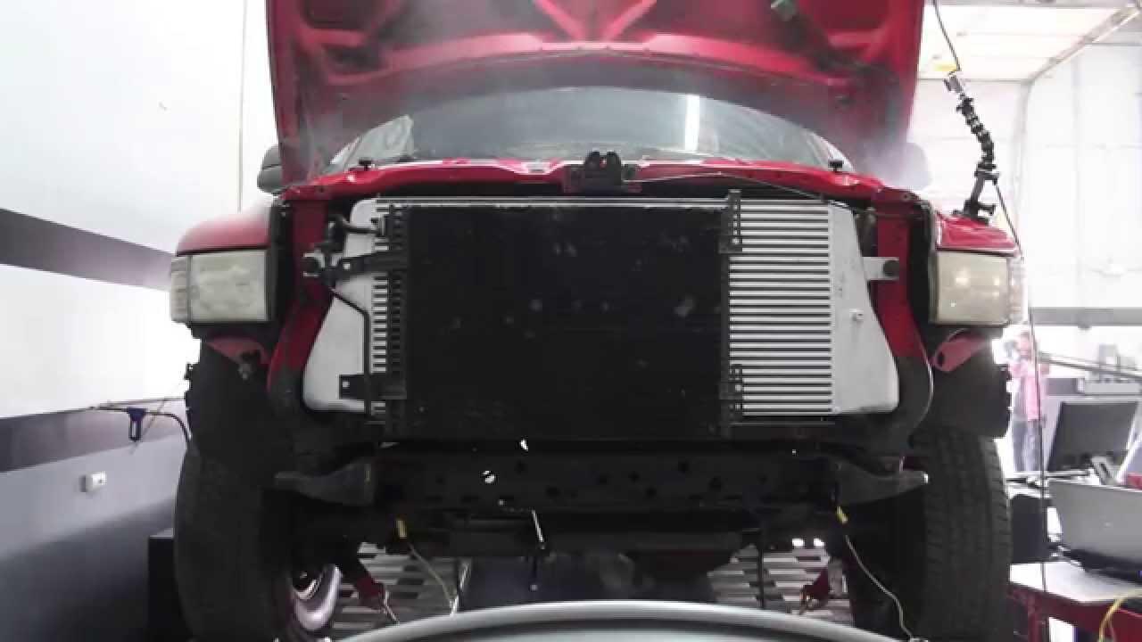 Dodge Ram Cummins >> Mishimoto 1994-2002 Dodge Cummins Intercooler Testing ...