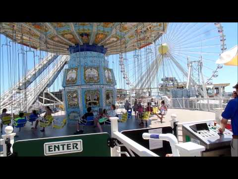 Morey's Piers: Wildwood / Around the Boardwalk / July 5, 2014 / Part 1 of 5