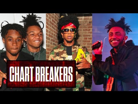 The Secret To Rae Sremmurd, Aminé and Trinidad James' Success | Chart Breakers