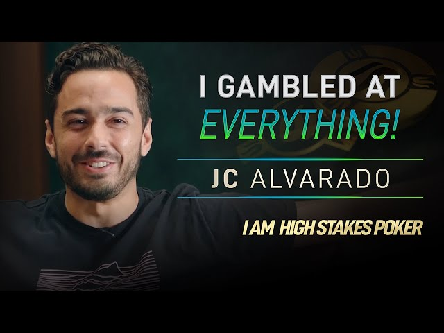 Mexican Poker ace JC Alvarado Gambled at Everything!