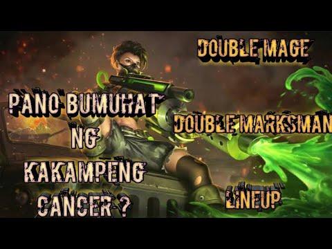 Double(Mm) Double(Mage) One(Tank) Nanalo Pa .