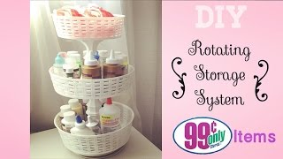 DIY storage system/99 cent only store