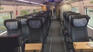 ICE 4 der Deutschen Bahn: Vorstellung und Mitfahrt