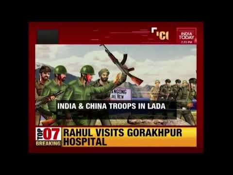 India To Deploy More Troops At 3500 Km LAC