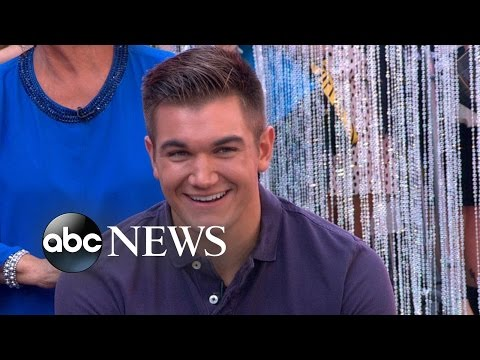 American Train Hero Alek Skarlatos Will Compete on 'Dancing With ...
