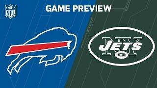 Bills vs. Jets | Around the NFL | Week 17 Previews