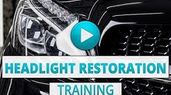 Gclear: Headlight Restoration Training