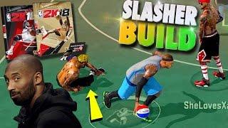 NBA 2K18 $150? & NEW Slasher Build - NBA 2K17 MyPark 3v3