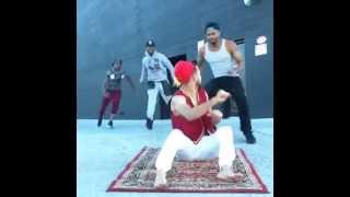 Anwar Jibawi : Aladdin in the hood.. w/ King Bach || FACEBOOK VIDEOS