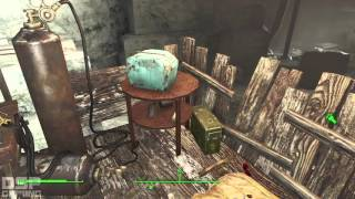 Fallout 4 playthrough pt140 - Is the Dunwich Dig Haunted