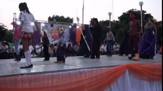 424 desfile y demostracion de comparsas de Xantolo en cd  Naranjos, Veracruz