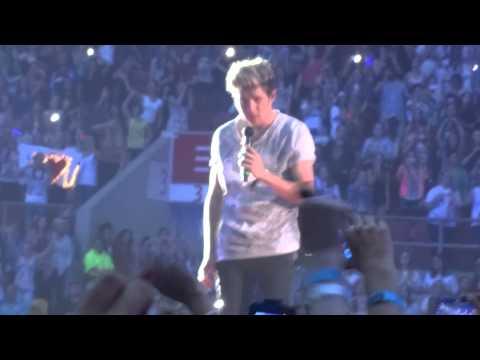 One Direction - Story Of My Life, Part 2 - 02/07/2014 Düsseldorf - WWA Tour