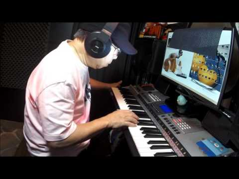 Anak  ( Child ) ---- Instrumental  Cover -----  Freddie  Aguilla