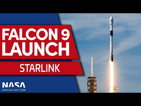 SCRUB: SpaceX Scrubs Launch of 60 Starlink Satellites on Falcon 9