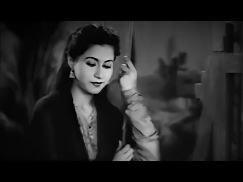 Aayega aayega aane wala in very good audio & video quality - Mahal (1949) | Lata Mangeshkar