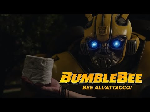 Bumblebee | Bee allattacco! Clip HD | Paramount Pictures 2018