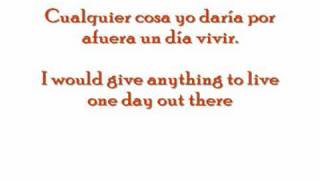 "The Hunchback Of Notre Dame ""Out There"" Latin American Spanish lyrics + translation"