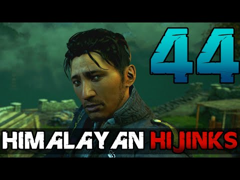 [44] Himalayan Hijinks (Let's Play Far Cry 4 PC w/ GaLm) [1080p 60FPS]