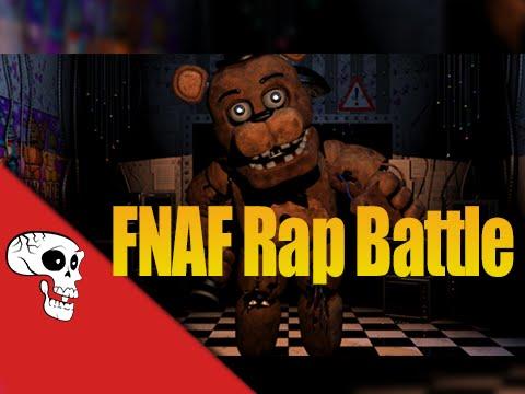 Five Nights At Freddy's Rap Battle by JT Music (feat. Zach Boucher)