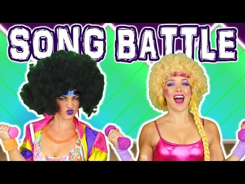 Princess Music Video Rapunzel vs Mother Gothel. Family Friendly from DisneyToysFan