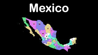 Mexico Geography/Mexico Country