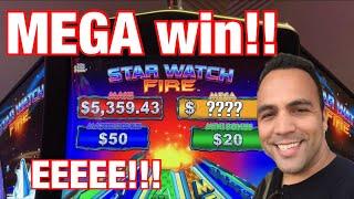 Star Watch Fire.. MEGA win!! MEGA EEEE!!!!