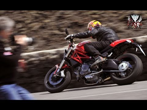 Ducati Sts Review Test