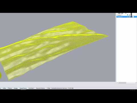 Lecture 212 - Topographic Physical Models (Part 1) (Fall 2016)