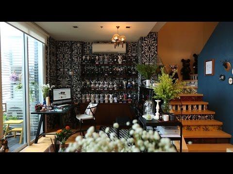 "my home ตอน ""ห้อง Duplex สองชั้น ในสไตล์มิกซ์แอนด์แมทช์"" วันที่ 3 ตุลาคม 2558 AMARIN TV HD ช่อง 34"