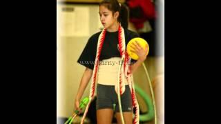 Художественная гимнастика * Тренировки *