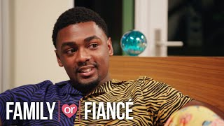 Cortne' Confronts Justin About His Poor Communication | Family or Fiancé | Oprah Winfrey Network