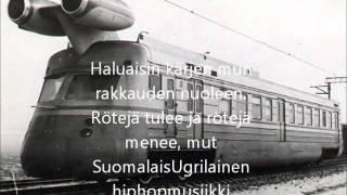 Järkevät Miehet (Ylivoima / UusiAukeama) - Juna (2008