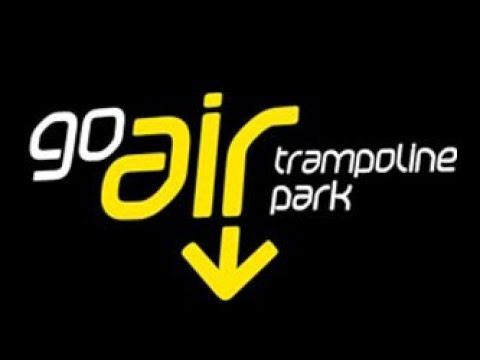 GoPro: Trampolining (Cardiff Go Air)