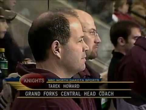 2005 Red River vs Grand Forks Central State Championship Hockey Game