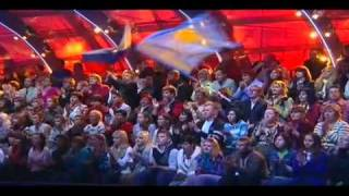 Вручение наград победителям шоу Лед и пламень паре Навка Воробьев и не только + финальный профайл