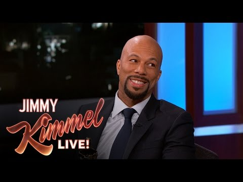 Common on Michael Jordan