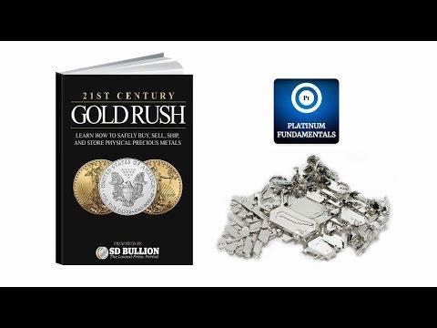 Platinum as an Investment Fundamentals   SD Bullion