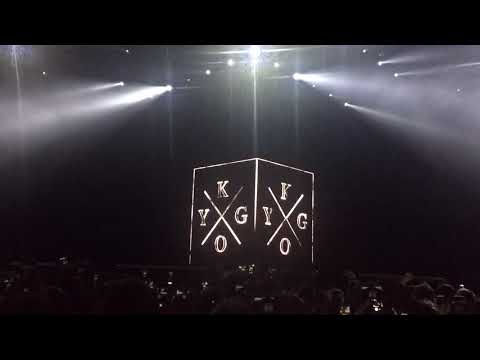 Kygo Live - Intro & Never Let You Go | Kids in Love Tour