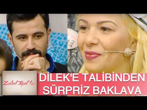 Zuhal Topal'la 117. Bölüm (HD) | Dilek'e Baklava Gönderen Talibi Öyle Bir Not Yazdı ki... videó letöltés