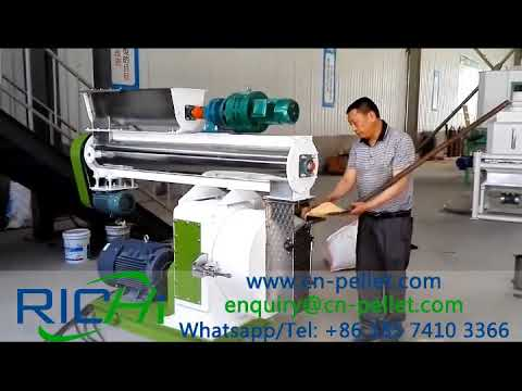 3-5T/H feed pellet mill, poultry,livestock feed pellet machine