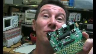 EEVblog #8 Part 1 of 2 - Graphical LCD Displays & PIC Micro Demo Boards