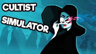 Cultist Simulator Gameplay Impressions - Start and Manage Your Own Cult!