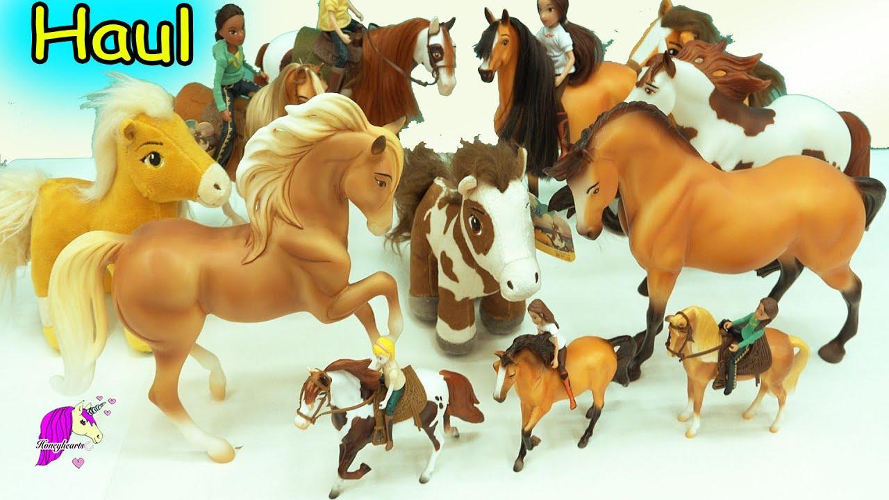 Giant Haul Spirit Riding Free Breyer Horses - Traditional ...