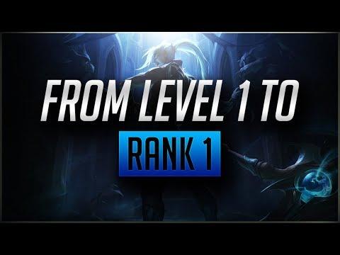 TF Blade | FROM LEVEL 1 TO RANK 1 CLIMB