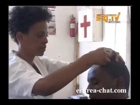 Eritrean Role Model Female Barber - Shewit Andeberhan - EriTV
