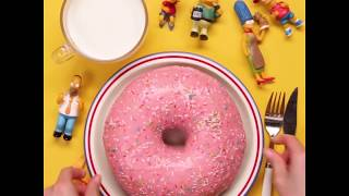 [Cookat Việt Nam] The Simpsons Donut