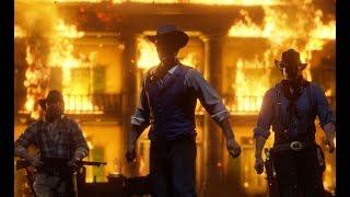 Red Dead Redemption 2 — Русский трейлер игрового процесса игры (2018)